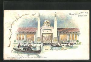 AK St. Louis, World's Fair 1904, Mines & Metallurgy Building