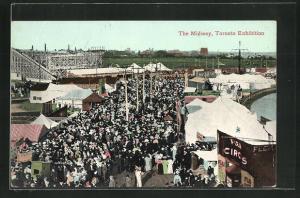 AK Toronto, Exhibition, The Midway