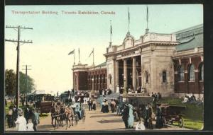 AK Toronto, Toronto Exhibition, Transportation Building