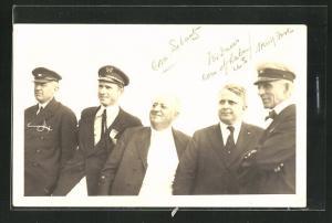 AK Automobilhersteller Henry Ford, Erfinder der Fliessbandfertigung