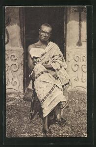 AK Ghana, Prempeh Son of the Late King of Ashanti