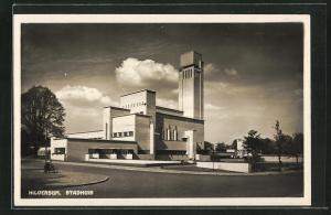 AK Hilversum, Stadhuis, Bauhaus