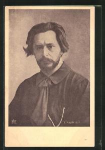 AK Leonid Andrejew, Portrait des Autors