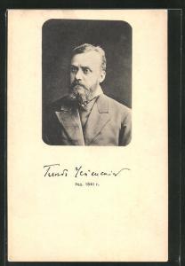 AK Gleb Uspenski, Portrait des Autors