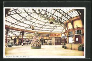 AK Wemyss Bay, Railway Station, Bahnhof