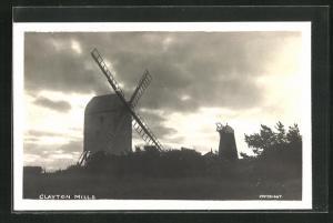 AK Clayton, Clayton Mills, Windmühle