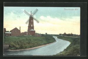 AK Trusthorpe, Trusthorpe Mill, Windmühle