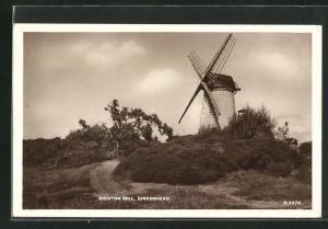 AK Birkenhead, Bidston Mill, Windmühle