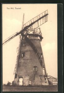 AK Thaxted, View on the Mill