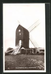 AK Worthing, The Salvington Mill