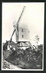 AK Thorpeness, View on the Mill