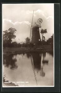 AK Arkley, The Mill on Sea, Restored 1930