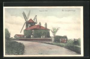AK Loughborough, Kegworth Mill, Windmühle