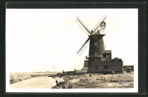 AK Cley next the Sea, Cley Mill, Windmühle