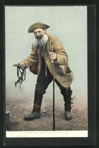 AK Brusher Mills, New Forest, Snake Catcher
