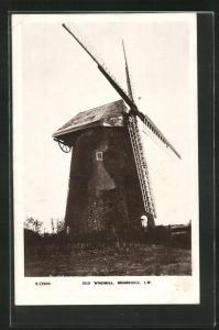 AK Bembridge, Old Windmill