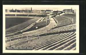 AK Berlin, Walter Ulbricht Stadion, Chausseestrasse