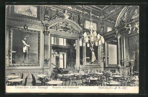 AK Berlin, Café Passage, Konzert-& Kaisersaal