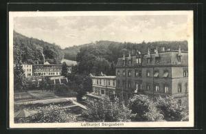 AK Bergzabern, Ortspartie