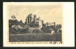 AK Oberweiler / Eifel, Schloss Hamm