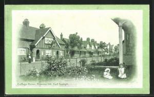 AK Port Sunlight, Cottage Homes, Primrose Hill