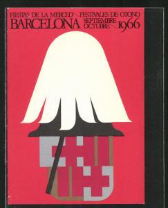 AK Barcelona, Fiestas de la Merced, Festivales de Otono Septiembre-Octubre 1966