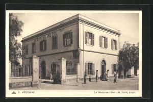 AK Medenine, Le Medenine Hotel