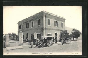 AK Medenine, Le Grand-Hotel