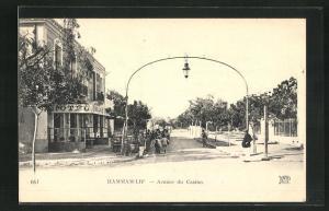 AK Hammam-Lif, Avenue du Casino