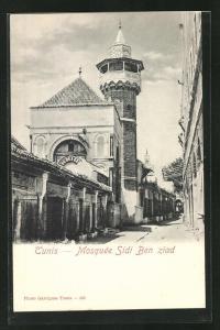AK Tunis, Mosquee Sidi Ben ziad