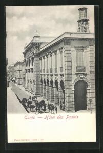 AK Tunis, Hotel des Postes