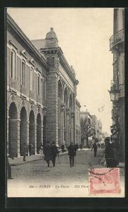 AK Tunis, La Poste
