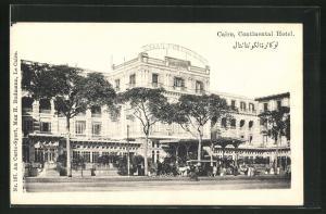 AK Cairo, Continental Hotel