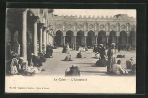 AK Le Caire, L`Universite