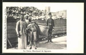 AK Caire, Marchand de legumes