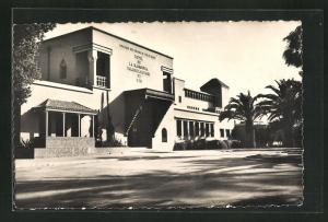 AK Marrakech, Hôtel Mamounia, Gebäudeansicht