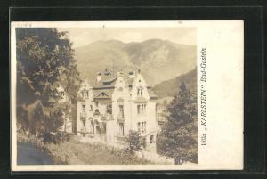 AK Bad Gastein, Villa Karlstein