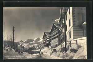 AK Inner-Arosa, Hotel Bellevue