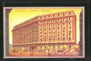 AK Sevilla, Majestic Hotel