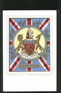 AK Capland, Wappen, Spes Bona