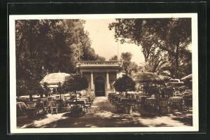 AK Roma, Giardino del Lago, Villa Umberto I