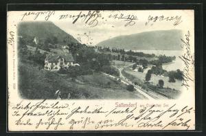AK Sattendorf am Ossiacher See, Teilansicht
