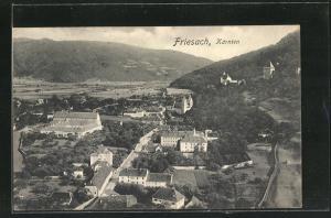AK Friesach, Teilansicht
