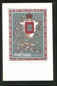 AK Portugal, Wappen