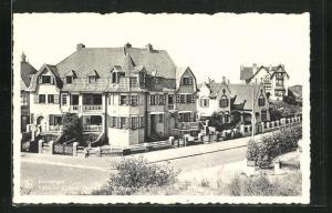AK Duinbergen, Villas les Azalees, Zeesymfonie