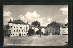 AK Tamsweg, Hauptplatz
