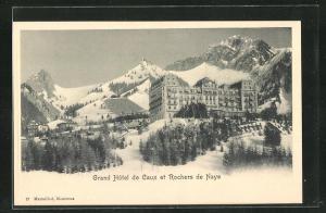 AK Rochers de Naye, Grand Hotel de Caux