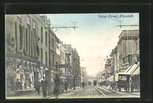 AK Plymouth, Union Street
