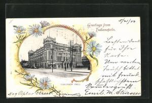 Passepartout-AK Indianapolis, IN, Tomlinson Hall