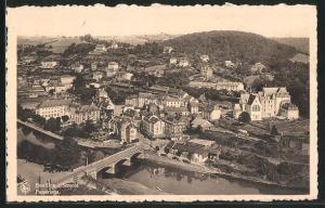 AK Bouillon-s-Semois, Panorama
